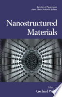 Nanostructured Materials Book