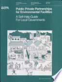 Public Private Partnerships For Environmental Facilities