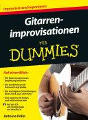 Gitarrenimprovisationen für Dummies