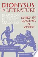 Dionysus in Literature