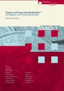 Theorie und Praxis des Bankkredits 1