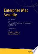 Enterprise Mac Security  Mac OS X Book