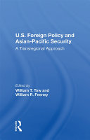 U.s. Foreign Policy And Asian-pacific Security