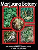 Pdf Marijuana Botany Telecharger