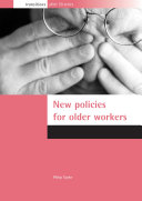 New Policies for Older Workers