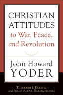 Christian Attitudes to War  Peace  and Revolution