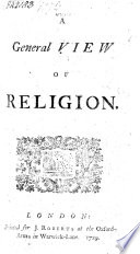 A general view of Religion