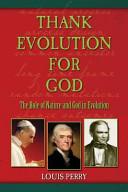 Thank Evolution for God