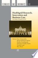 Healthgrid Research  Innovation  and Business Case Book