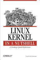 Linux Kernel in a Nutshell Pdf