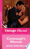 Cavanaugh S Woman Mills Boon Vintage Cherish