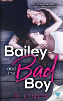 Bailey and the Bad Boy banner backdrop