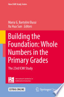 Building the Foundation  Whole Numbers in the Primary Grades Book