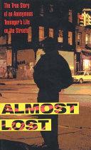Almost Lost Pdf/ePub eBook