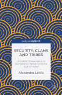 Security, Clans and Tribes Pdf/ePub eBook