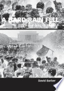 A Hard Rain Fell Book