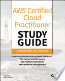 """AWS Certified Cloud Practitioner Study Guide: CLF-C01 Exam"" by Ben Piper, David Clinton"