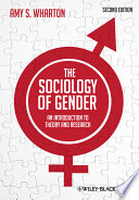 """""""The Sociology of Gender: An Introduction to Theory and Research"""" by Amy S. Wharton"""