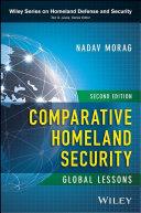 Comparative Homeland Security Pdf/ePub eBook