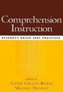 Comprehension Instruction Book