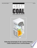 Reburning Technologies for the Control of Nitrogen Oxides Emissions from Coal-Fired Boilers