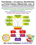 Cover of Textbook of Clinical Nutrition and Functional Medicine, Vol. 2