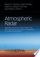 Atmospheric Radar