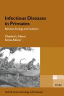 Infectious Diseases in Primates Book