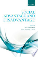 Social Advantage and Disadvantage