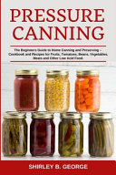 Pressure Canning Pdf/ePub eBook