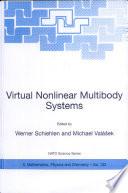Virtual Nonlinear Multibody Systems Book