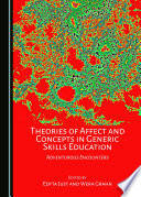 Theories of Affect and Concepts in Generic Skills Education