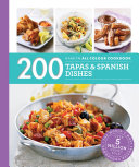 Hamlyn All Colour Cookery  200 Tapas   Spanish Dishes