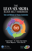The Lean Six Sigma Black Belt Handbook [Pdf/ePub] eBook