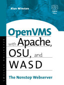 OpenVMS with Apache  WASD  and OSU