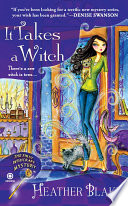 It Takes a Witch Book