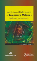 Analysis and Performance of Engineering Materials