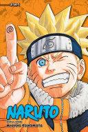 Naruto (3-in-1 Edition), Vol. 9