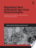 Regulating Next Generation Agri-Food Biotechnologies