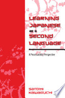 Learning Japanese as a Second Language
