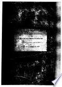 1899 年 11 月 15 日 - 1900 年 3 月 15 日
