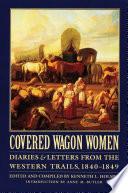 Covered Wagon Women Volume 1 Book PDF