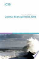International Conference on Coastal Management 2003