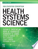 Health Systems Science E Book Book