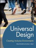 Universal Design Pdf/ePub eBook