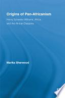 Origins of Pan-Africanism