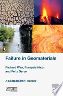Failure in Geomaterials