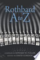 Rothbard A To Z