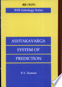 Ashtakavarga System of Prediction