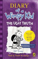 Diary of a Wimpy Kid 05. The Ugly Truth. Book & CD banner backdrop